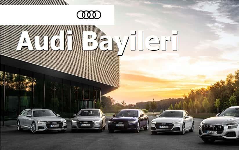 Audi Bayileri Türkiye