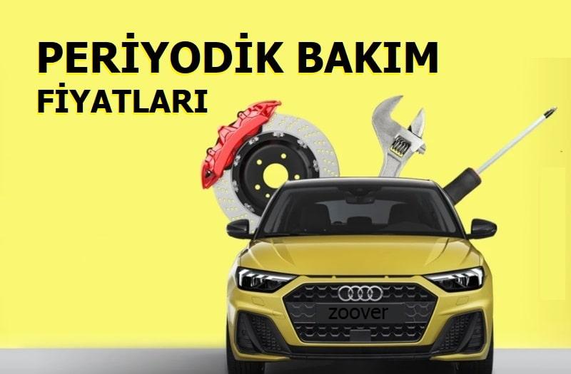 Audi Periyodik Bakım Fiyatları 2021