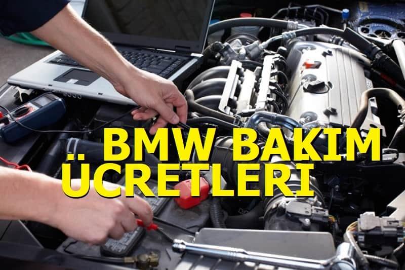 BMW Periyodik Bakım Ücretleri 2021
