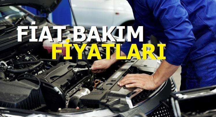 Fiat Bakım Fiyatları 2021